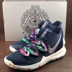 NEW Nike Kyrie 5 Galaxy